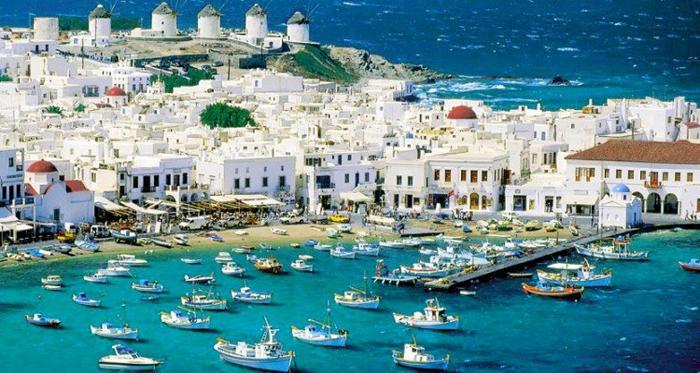 жилища Гърция