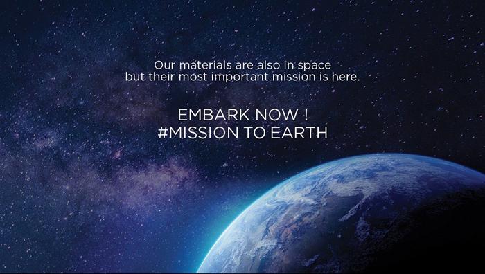 мисия към земята