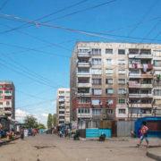 социални жилища
